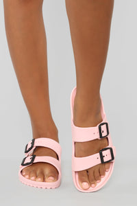 About That Sliders - Pink