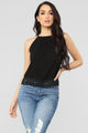Just A Dream Top - Black
