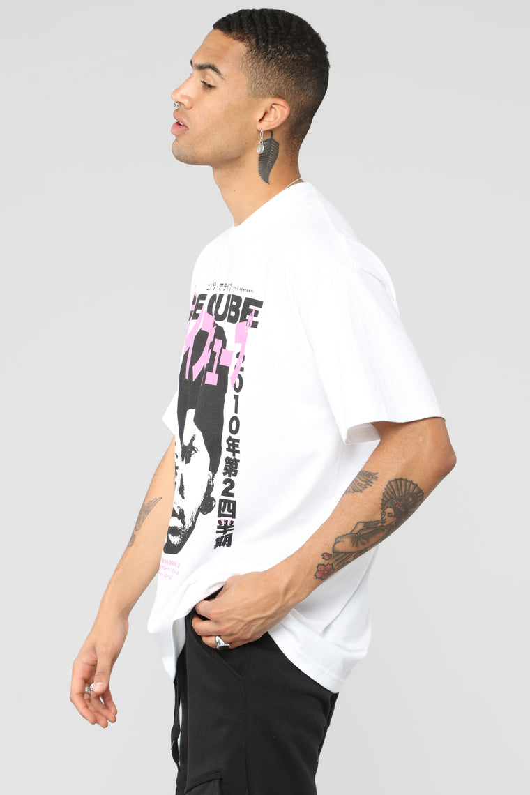 It Was A Good Day Short Sleeve Tee - White/combo