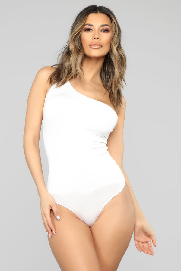 1b52014912f Feel My Needs Bodysuit - Off White