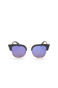 Genesis Sunglasses - Black/Blue