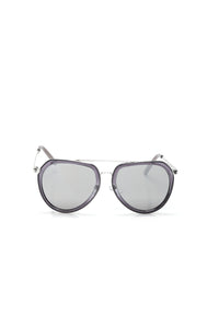 Alphina Aviator Sunglasses - Grey
