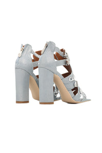 Almost Fell In Love Heel - Denim