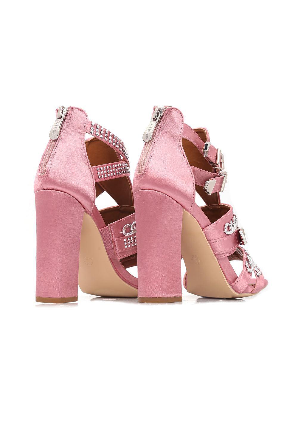 Almost Fell In Love Heel - Mauve