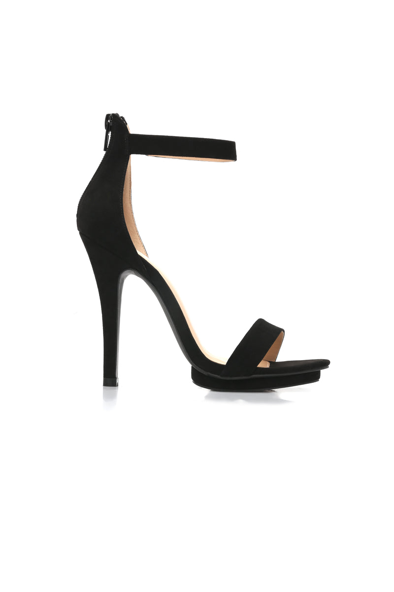 TNT Heel - Black
