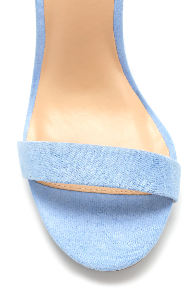 TNT Heel - Light Blue