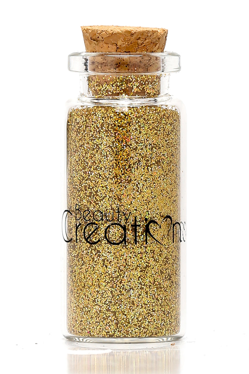 Beauty Creations Loose Glitter - Goldmine