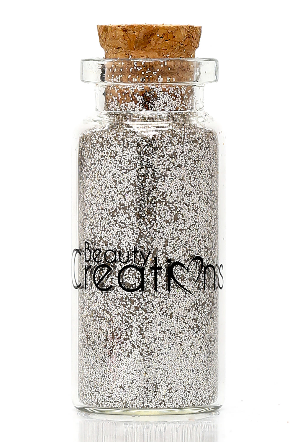 Beauty Creations Loose Glitter - Silver Dust