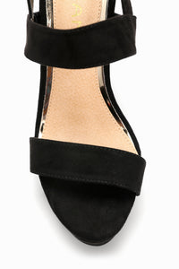 Hands Off Heel - Black