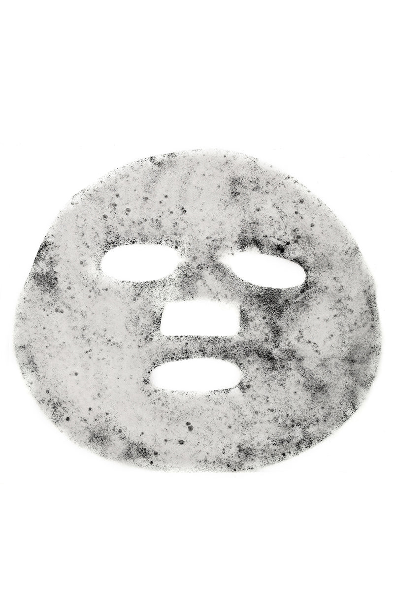 Rude Cosmetics Fizz Bizz Deep Cleanse Bubble Mask - Charcoal