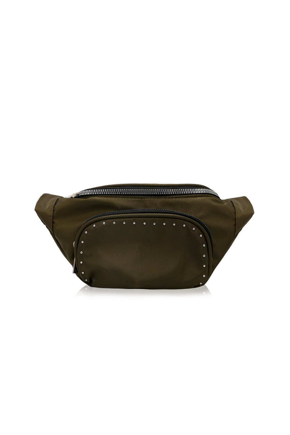 Essential Nylon Fanny Pack - Olive
