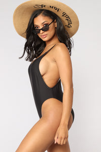 Standout Swimsuit - Black