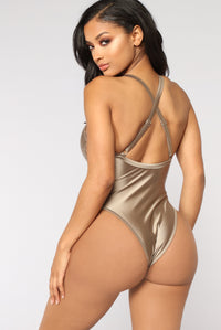 Pisces Swimsuit - Gold