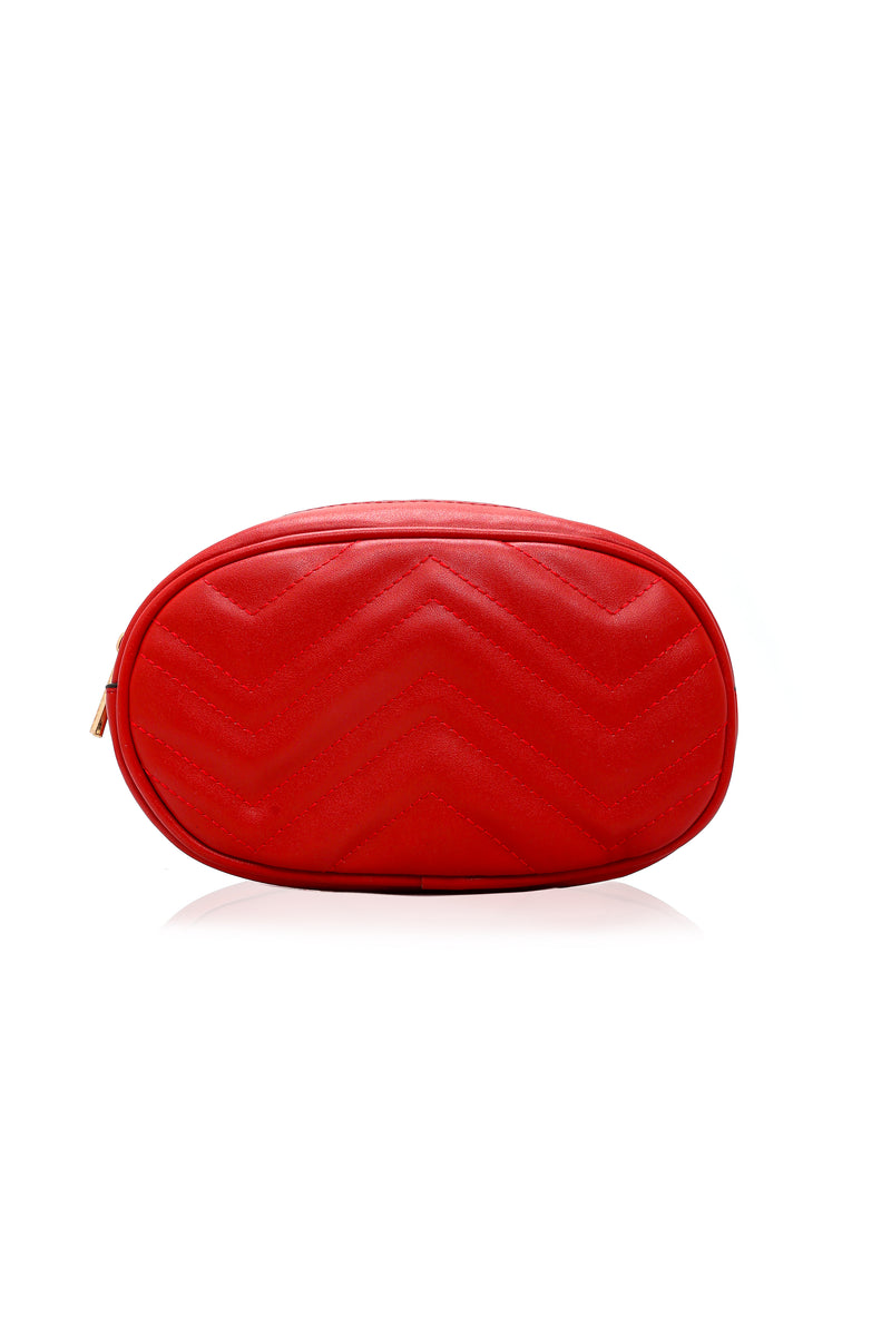 Very Inspired Fanny Pack - Red