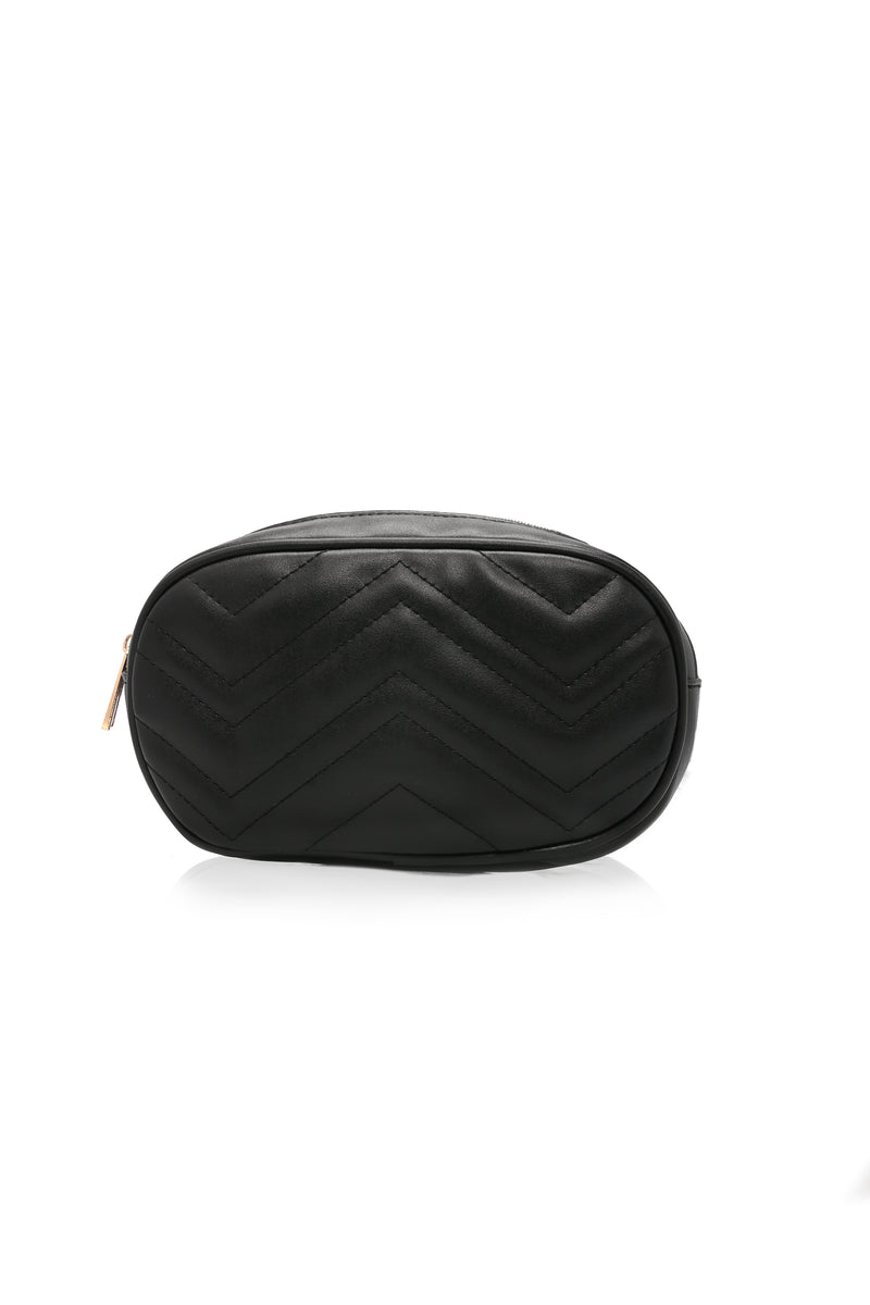 Very Inspired Fanny Pack - Black