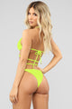 Aries Bikini Set - Neon Yellow