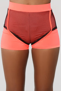 A Stunning Star Short Set - Peach/combo