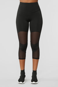 My Fave Gym Legging - Black