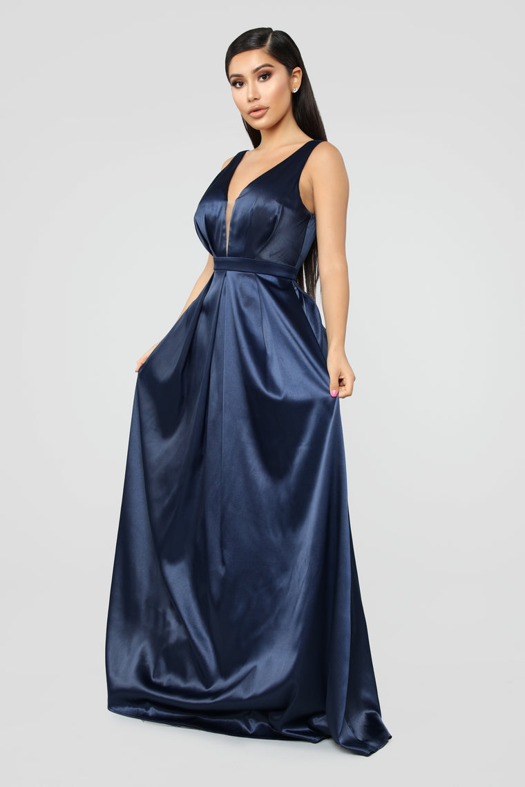 Always The One Gown - Navy