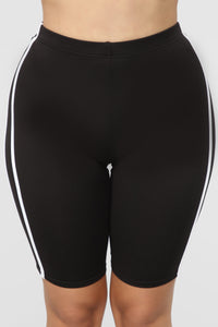 Tennis Pro Short Set - Black Angle 6