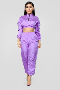 For Lyfe Lounge Set - Purple Angle 1