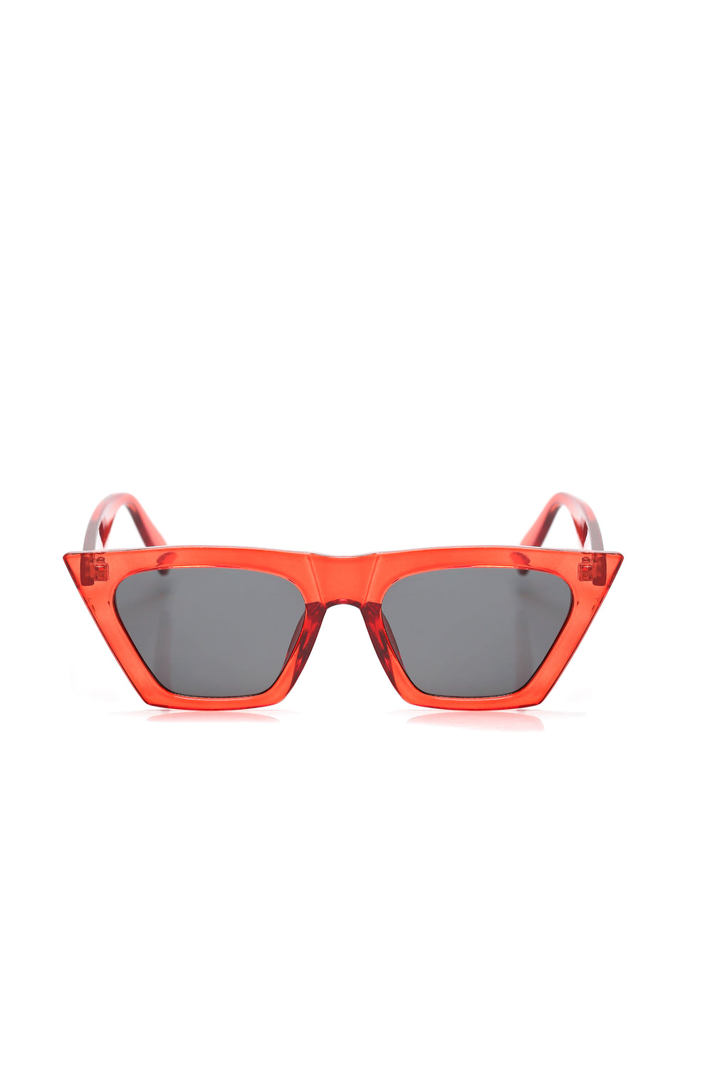 Riding On Edge Sunglasses - Red/Combo