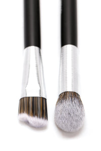 Bebella Cosmetics 13 Pc Brush Set - Chrome