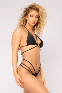 Aries Bikini Set - Black