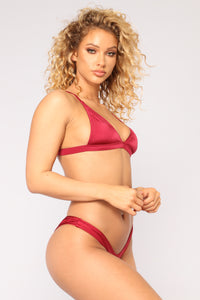 Just For Me Bikini - Red