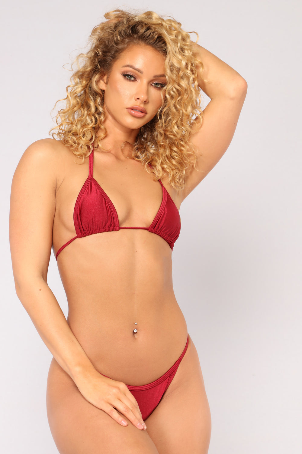 Major Moments Bikini - Red