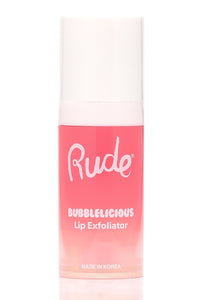 Rude Cosmetics Bubblelicious Lip Exfoliator - Bubblelicous