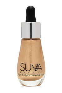 Suva Beauty Liquid Chrome Illuminating Drops - Trust Fund