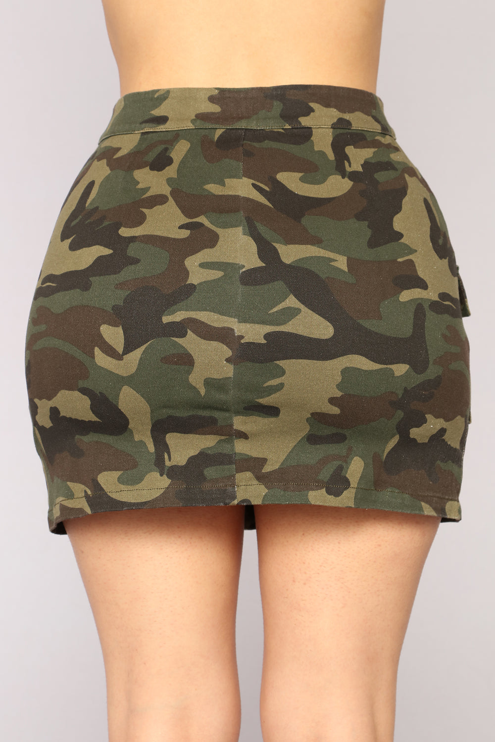 Next Adventure Mini Skirt - Camo