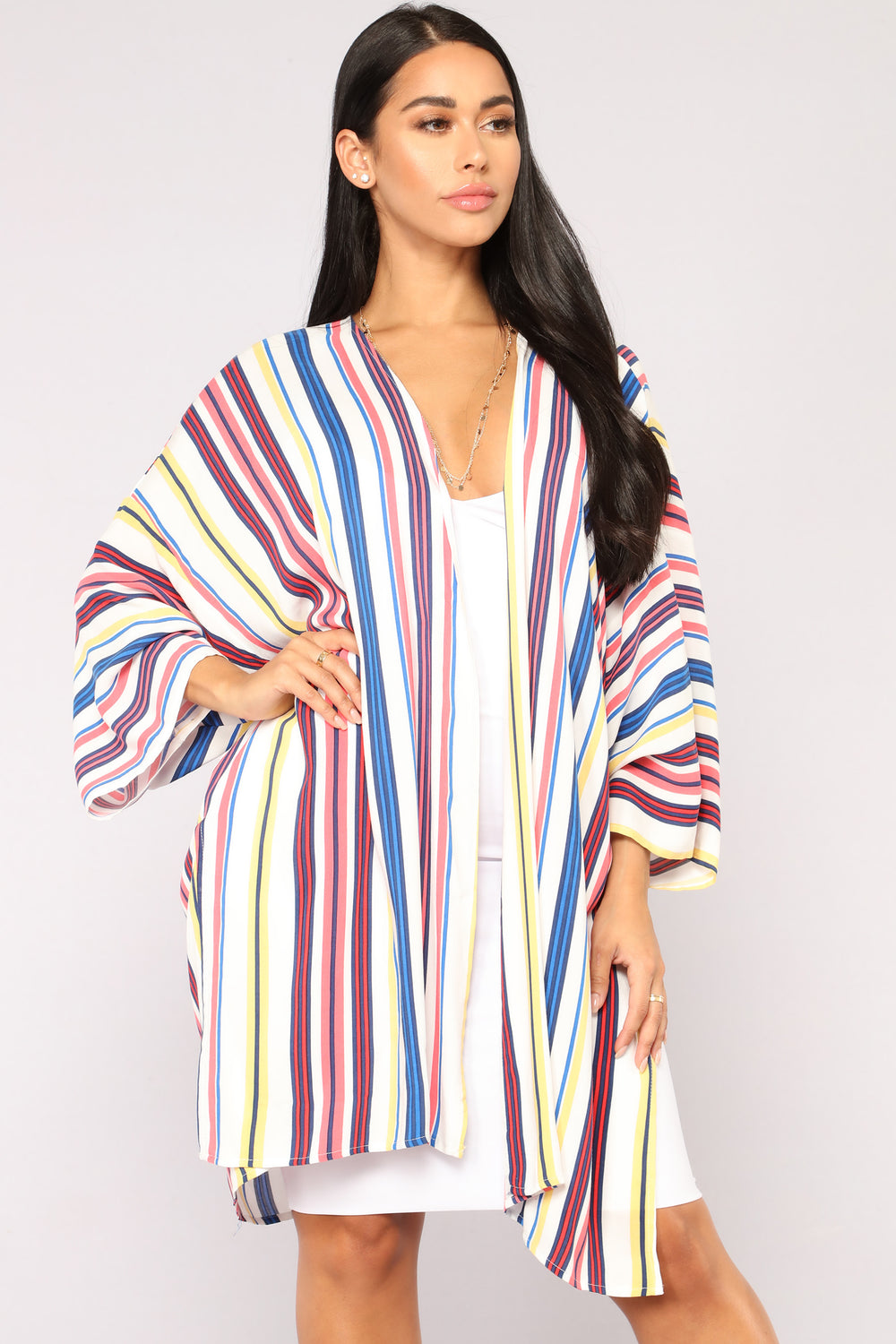 It's Meant To Be Kimono - Multi