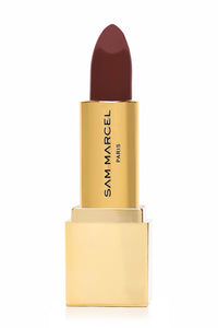 Sam Marcel Coco Satin Lipstick - Brown
