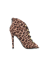 When I Come Around Bootie - Leopard