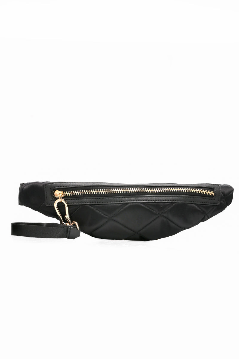 Secret Stash Fanny Pack - Black