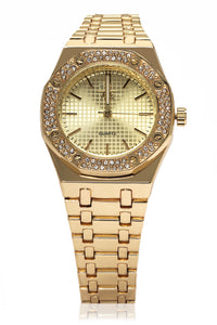 Step Out Watch - Gold