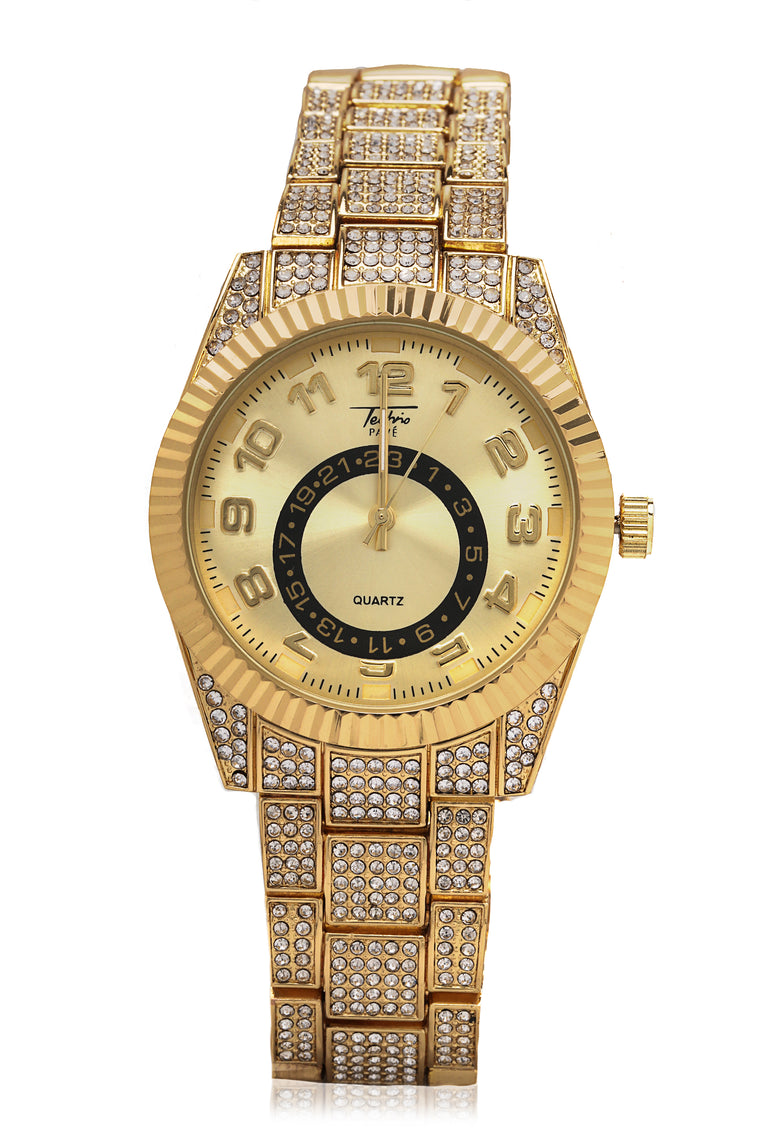Bands Watch - Gold