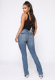 No Stylist High Rise Jeans - Medium Blue Wash