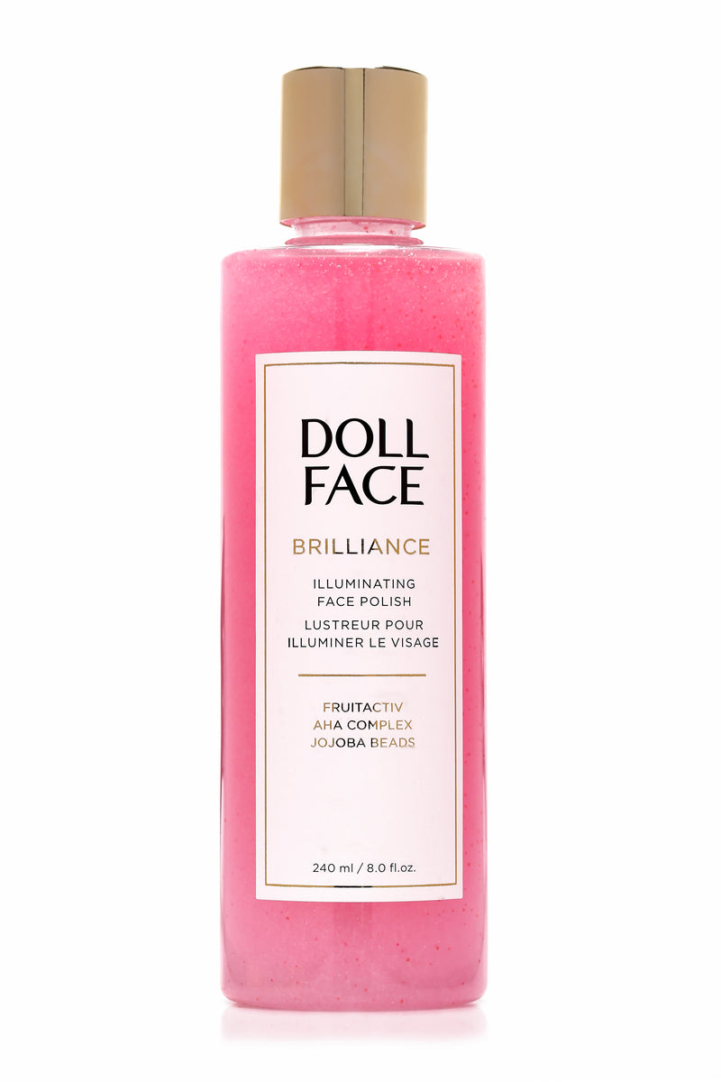 Doll Face Illuminating Face Polish - Brillance