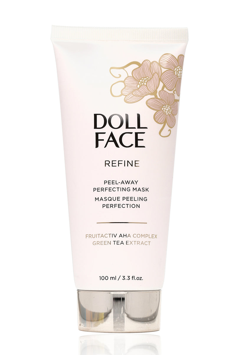 Doll Face Peel Away Refining Gel Mask - Refine