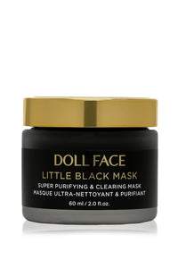 Doll Face Purifying And Clearing Mask - Little Black Mask