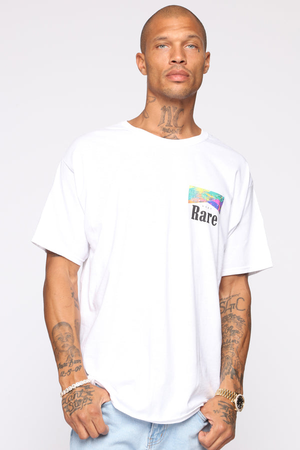 775e3414a0 Special Blend Short Sleeve Tee - White combo