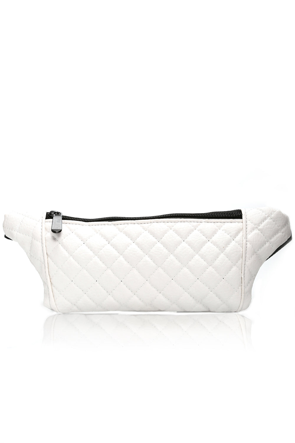 Quilt It Fanny Pack - White