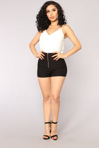 Sweet Envy Top - Ivory