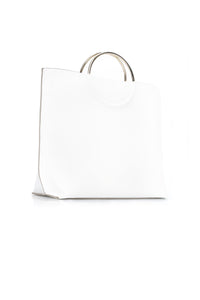 Strut The Streets Handbag - White