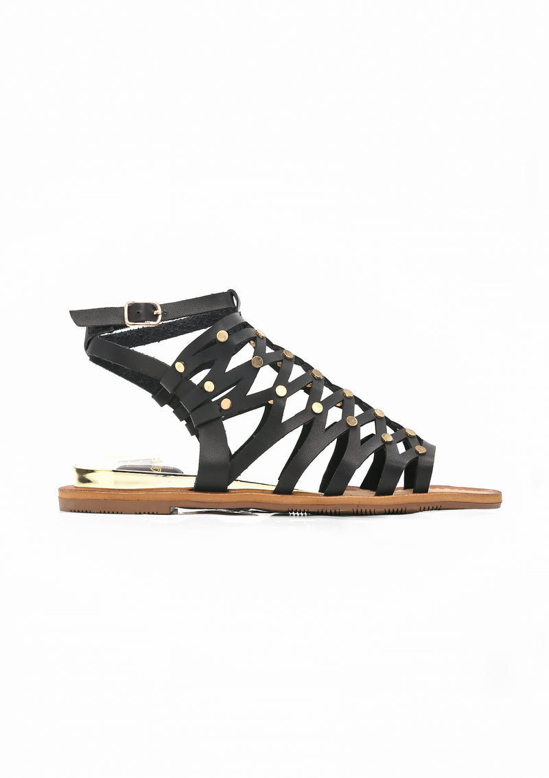 Said And Done Sandal - Black
