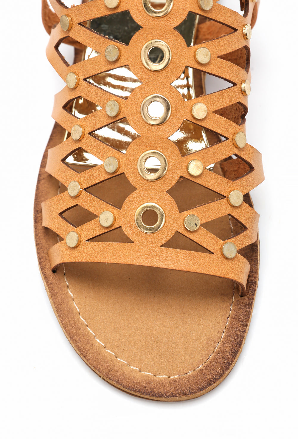 Said And Done Sandal - Camel
