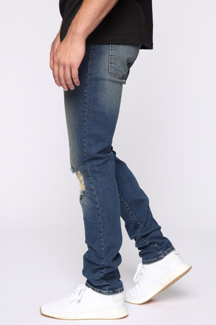 Taylor Skinny Jean - Medium Wash